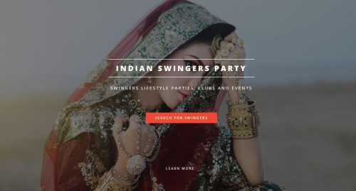 Indian Swingers Party List